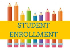 Link to Student Enrollment Web Site