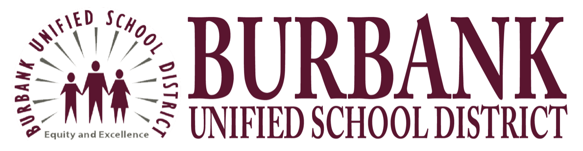 Burbank Unified School District Logo