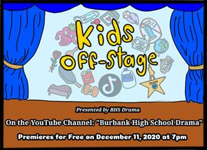 Drama presents: Kids on Stage