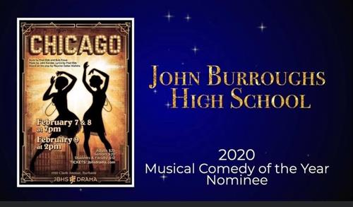 """Chicago"" gets 18 nominations at the JRAY Awards!"