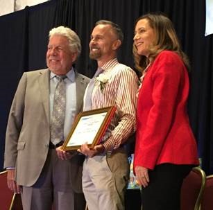 Mr. Myers named State of California Teacher of the Year!