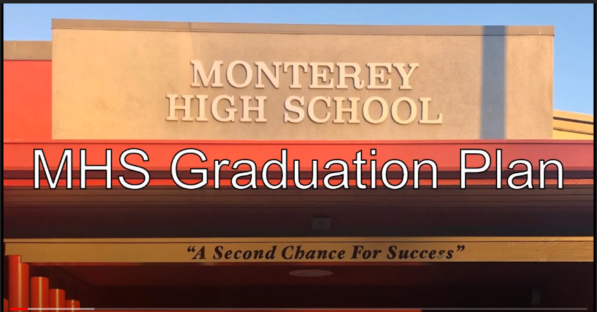 MHS Graduation Plan Video, Monterey High School