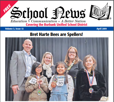 School News April Issue