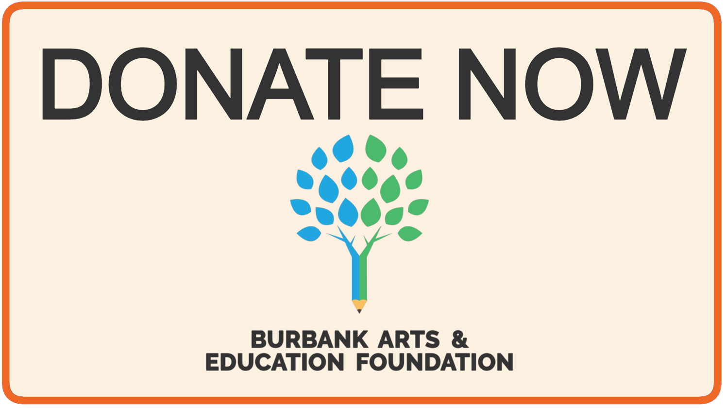 Burbank Educational Foundation And Burbank Arts For All Foundation Merge