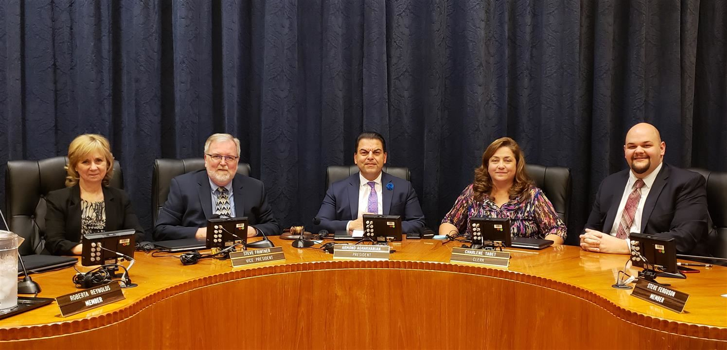 BUSD Board of Education