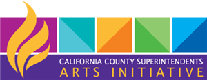 California County Superintendents Arts Initiative logo