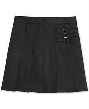 Photo of an example of a navy blue skirt